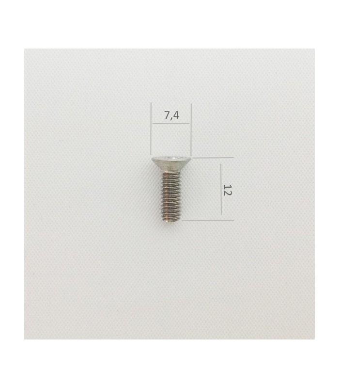 Schraube M4x12, 10 Stk