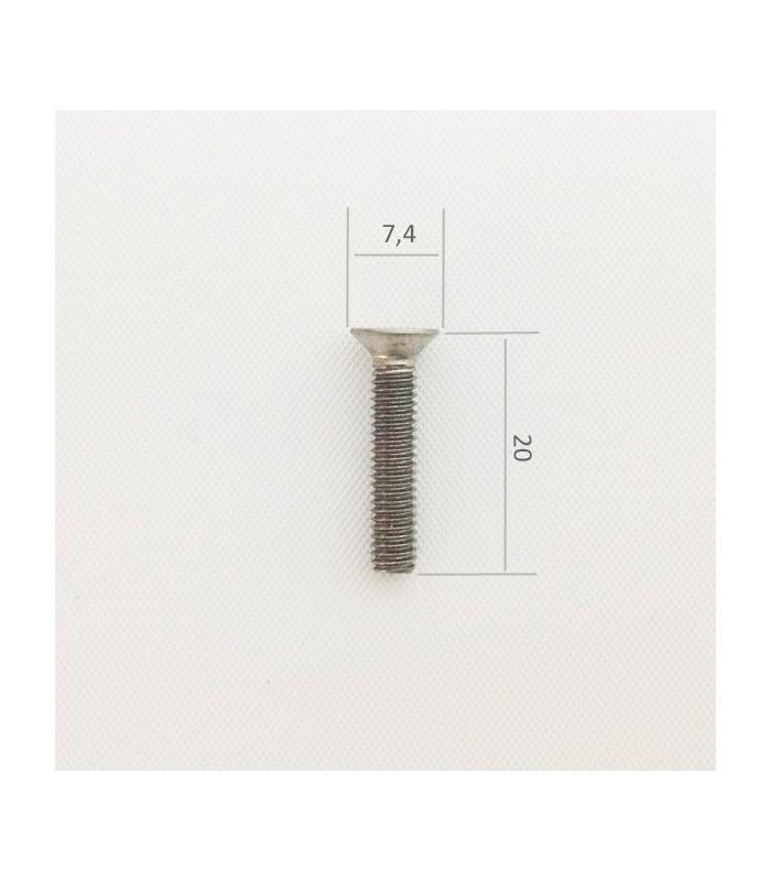 Schraube M4x20, 10 Stk