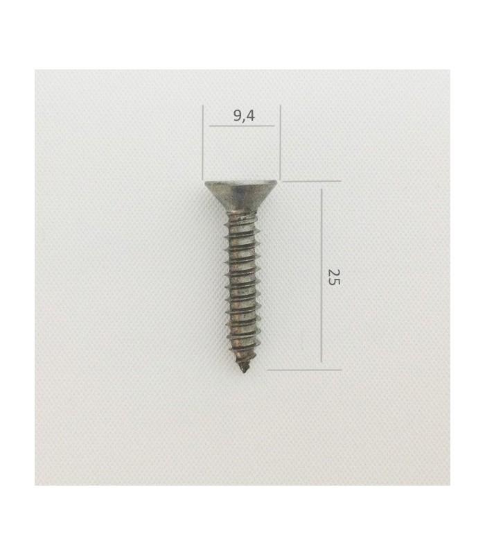 Schraube 4,8x25, 10 Stk