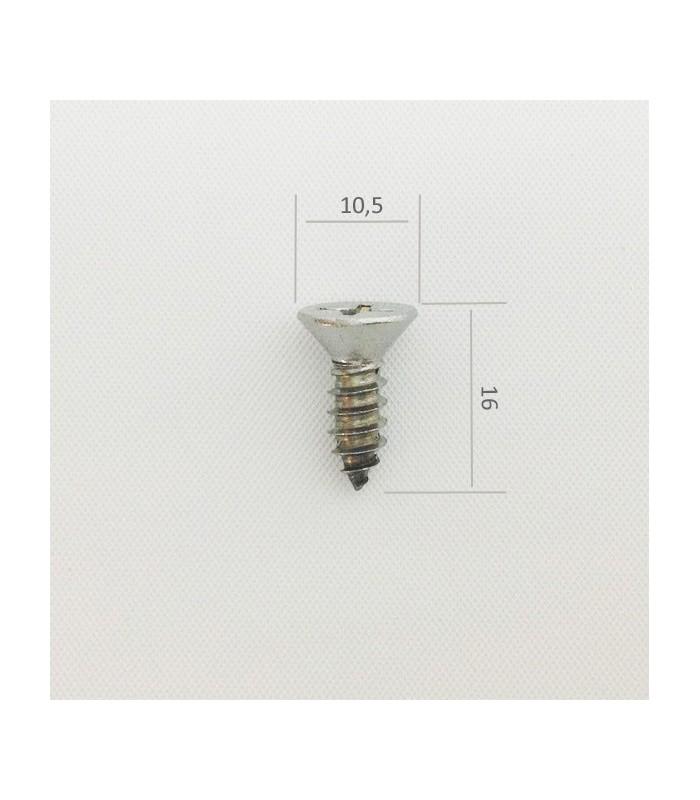 Schraube 5,5x16, 10 Stk