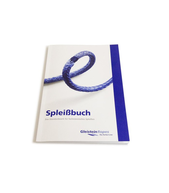 Spleißbuch 'Gleisrein Ropes'