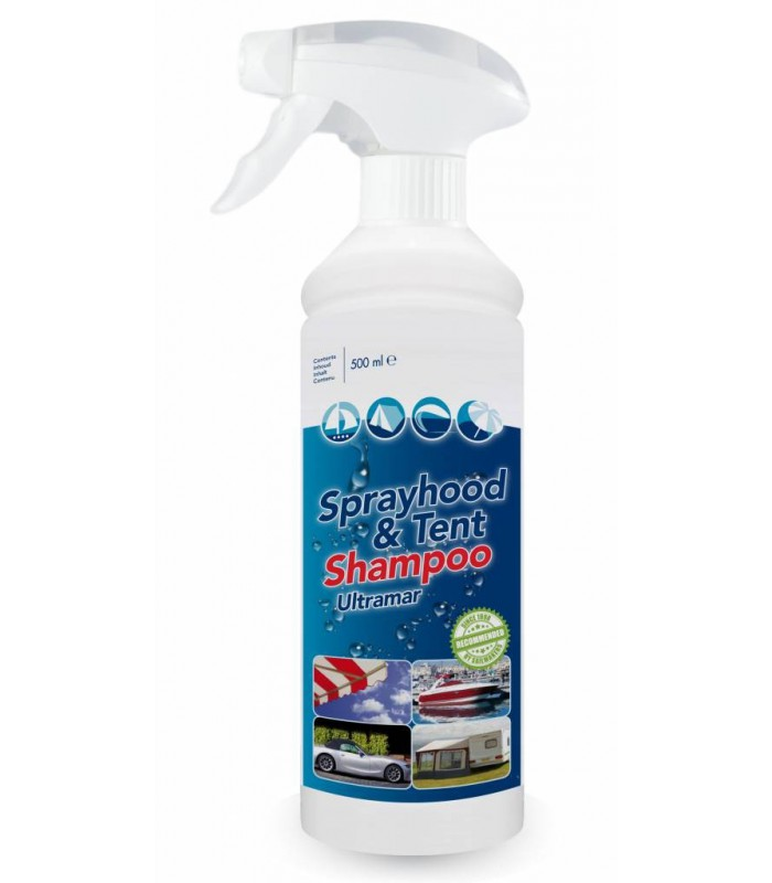 Ultramar Sprayhood & Zelt Shampoo 500 ml